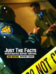 Just the Facts 3rd edition 9780131347632 0131347632