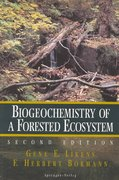 Biogeochemistry of a Forested Ecosystem 2nd edition 9780387943510 038794351X