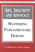 Art, Argument and Advocacy 0 9780970213075 0970213077