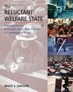 The Reluctant Welfare State 6th edition 9780495507147 0495507148