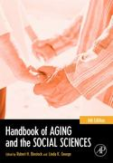 Handbook of Aging and the Social Sciences 6th edition 9780120883882 0120883880