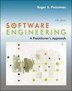Software Engineering: A Practitioner's Approach (Mcgraw-Hill Series in Computer Science) 6th edition 9780072853186 0072853182