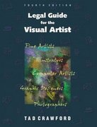 Legal Guide for the Visual Artist 4th Edition 9781581150032 1581150032