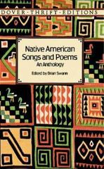 Native American Songs and Poems 0 9780486294506 0486294501