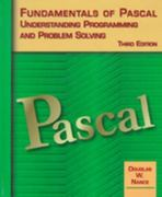 Fundamentals of Pascal,Understanding Programming and Problem Solving 3rd edition 9780314205544 0314205543