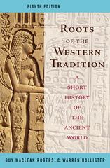 Roots of the Western Tradition 8th edition 9780073406947 0073406945