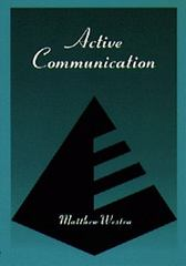Active Communication 1st Edition 9780534340070 0534340075