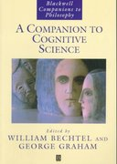 A Companion to Cognitive Science 1st edition 9780631218517 0631218513