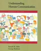 Understanding Human Communication 7th edition 9780155073142 0155073141
