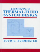 Elements of Thermal-Fluid System Design 1st edition 9780136602187 0136602185
