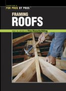 Framing Roofs 2nd edition 9781561585380 1561585386