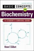 Basic Concepts in Biochemistry: A Student's Survival Guide 2nd Edition 9780071356572 0071356576