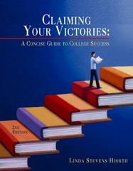 Claiming Your Victories 2nd Edition 9780618233649 0618233644