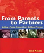 From Parent to Partners 1st Edition 9781929610884 1929610882