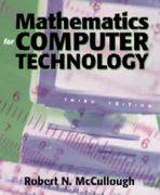 Mathematics for Computer Technology 3rd edition 9780895827005 089582700X