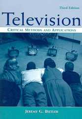 Television 3rd edition 9780805854152 0805854150