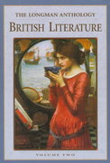 The Longman Anthology of British Literature 0 9780321011749 0321011740