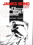 James Bond: On Her Majesty's Secret Service 0 9781840236743 1840236744