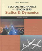 Vector Mechanics for Engineers, Statics and Dynamics 7th edition 9780072931105 0072931108