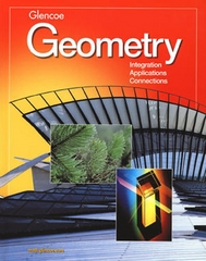 Geometry: Integration, Applications, Connections Student Edition 1st edition 9780078228803 0078228808