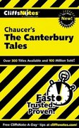 CliffsNotes on Chaucer's The Canterbury Tales 1st edition 9780764585906 0764585908