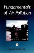 Fundamentals of Air Pollution 5th Edition 9780124046023 0124046029