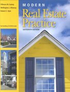 Modern Real Estate Practice 16th edition 9780793144280 0793144280