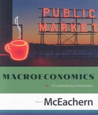 Macroeconomics 8th edition 9780324579505 0324579500