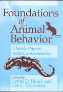 Foundations of Animal Behavior 2nd edition 9780226354576 0226354571