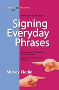 Signing Everyday Phrases 0 9780399522369 0399522360