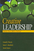 Creative Leadership 0 9781412913805 1412913802