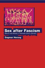 Sex after Fascism 1st Edition 9780691130392 0691130396