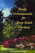 Woody Ornamentals for Deep South Gardens 0 9780813010212 0813010217