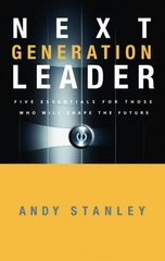 Next Generation Leader 1st Edition 9781590525395 1590525396