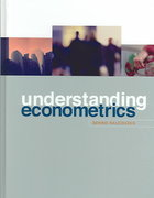 Understanding Econometrics with Economic Applications 1st edition 9780030348068 0030348064