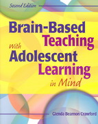 Brain-Based Teaching With Adolescent Learning in Mind 2nd edition 9781412950190 1412950198