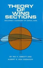 Theory of Wing Sections 1st Edition 9780486605869 0486605868