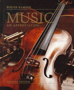 Music 7th edition 9780072902006 0072902000