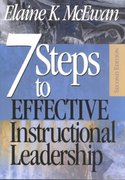 Seven Steps to Effective Instructional Leadership 2nd edition 9780761946304 0761946306