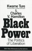 Black Power 1st Edition 9780679743132 0679743138