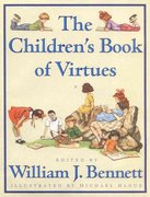 Children's Book of Virtues 0 9780684813530 068481353X