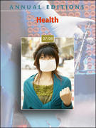 Annual Editions: Health 28th Edition 9780073516219 007351621X