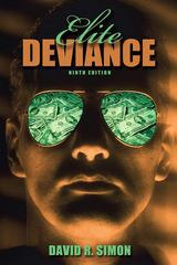Elite Deviance 9th Edition 9780205571956 0205571956