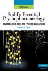 Stahl's Essential Psychopharmacology 3rd Edition 9780521673761 0521673763
