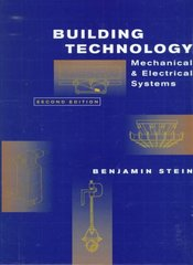 Building Technology 2nd edition 9780471593195 0471593192