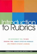 Introduction to Rubrics 1st Edition 9781579221157 1579221157