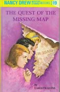 Nancy Drew 19: the Quest of the Missing Map 0 9780448095196 044809519X