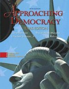 Approaching Democracy 5th edition 9780132321945 0132321947