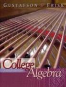 College Algebra (with CD-ROM, BCA/iLrn Tutorial, and InfoTrac) 8th edition 9780534400682 053440068X