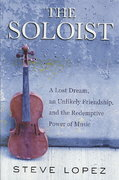 The Soloist 1st Edition 9780399155062 0399155066